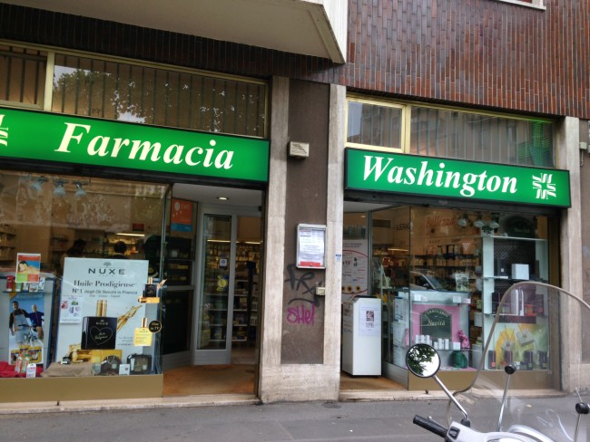 Farmacia Washington - Milano
