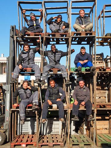 Lo staff di Arredopallet