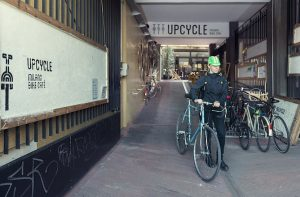 Upcycle Milano Bar Café