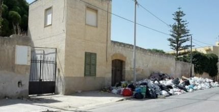 Emergenza rifiuti in Sicilia