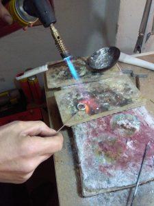 fasi della lavorazione dell'alluminio
