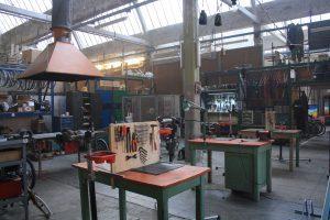 Officine Creative - Torino - Il laboratorio