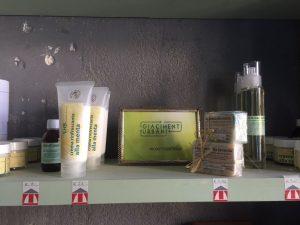 i cosmetici di Hierba Buena
