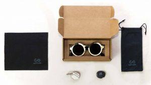Uptitude - kit occhiali da sole