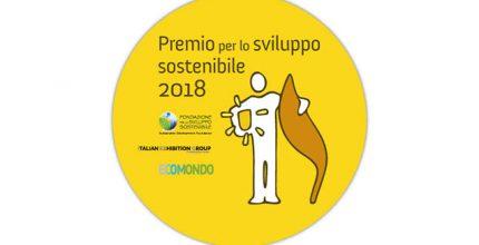 Premio per lo sviluppo sostenibile: un'occasione da non perdere