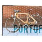 Jard: bicicletta Portofino in legno