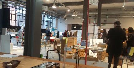 Fuorisalone 2019: Giacimenti Urbani è alla Fabbrica del Vapore con DesignNoBrand