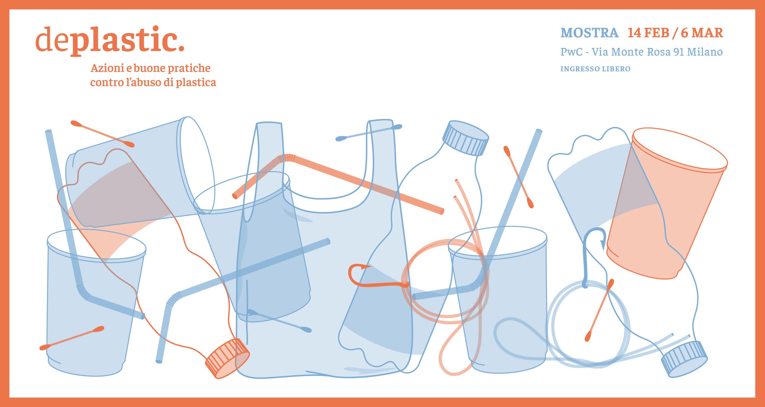 Deplastic2020: la prima tappa a Milano presso PWC