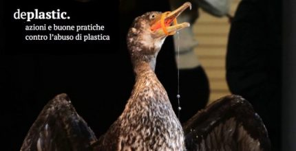 Deplastic, azioni e buone pratiche contro l'abuso di plastica è on-line