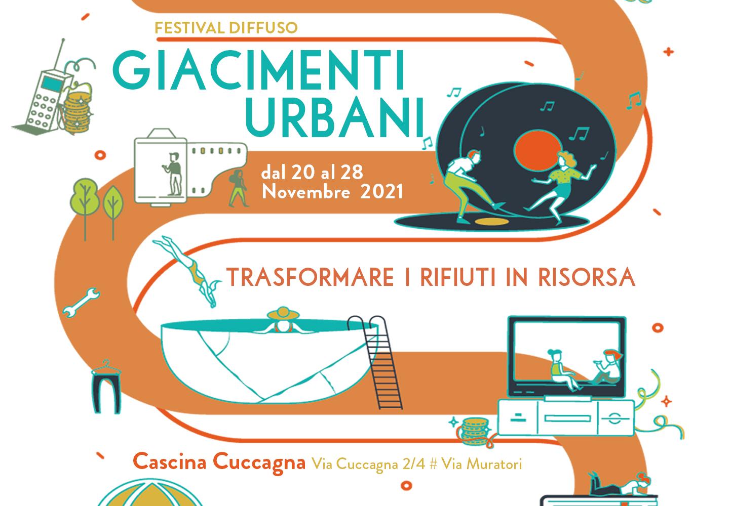 Ritorna il Festival di Giacimenti Urbani